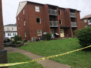 Fire wrecks apartment in Easton's West Ward, but no one hurt