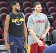 Cavaliers need Larry Nance Jr. to run, jump, shot block his way to prominence