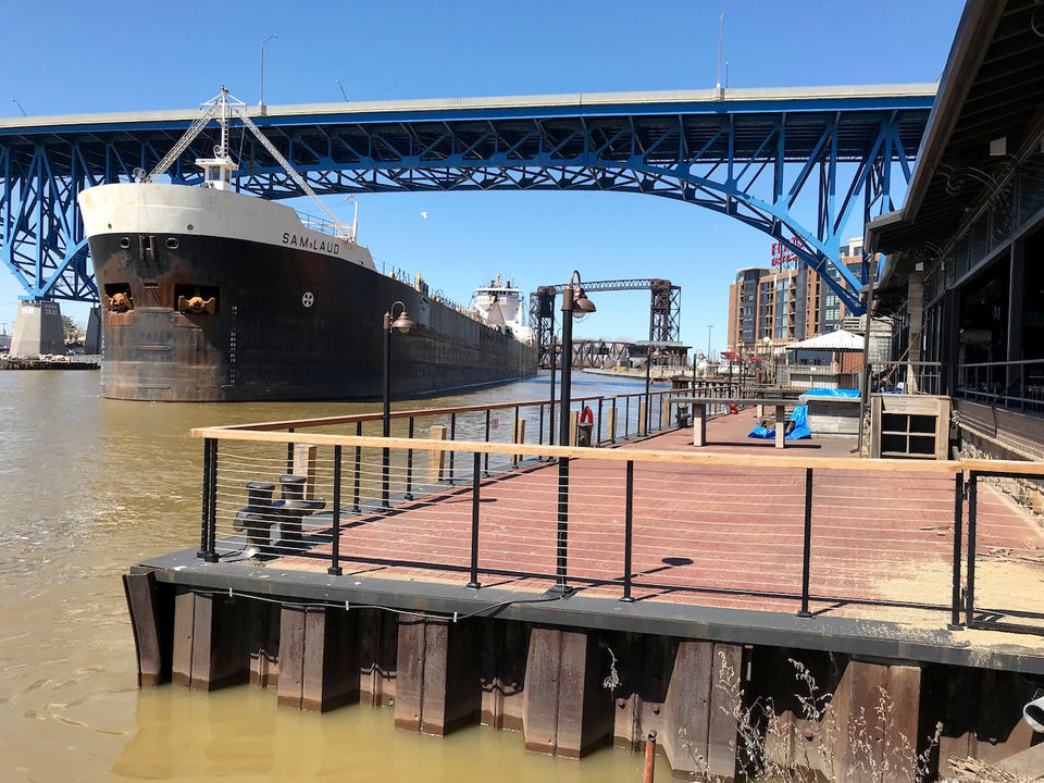 Ohio real estate news cleveland planning commission rescinds flawed vote on riverfront promenade but vows to pursue public access photos fandeluxe Gallery