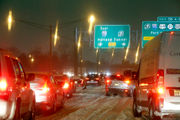 Murphy tells N.J. to be patient, assures people stuck on roads that they will eventually get home