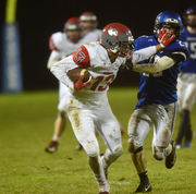Vote for the final Jackson area high school football Player of the Week 9