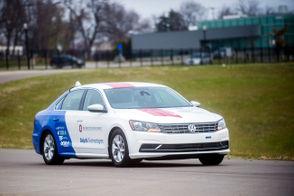 Delphi Technologies showcases Intelligent Driving at Kettering University on Monday, Nov. 12, 2018 in Flint.