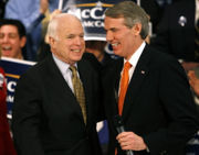 Ohio politicians react to passing of Senator John McCain