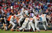 Canzano: Oregon State baseball gave the state a championship moment