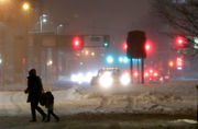 Nor'easter rolls into New England as millions begin cleanup (photos)