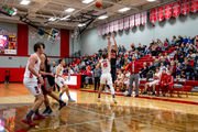 Cam Sutherland helps keep Alma undefeated with win over Frankenmuth