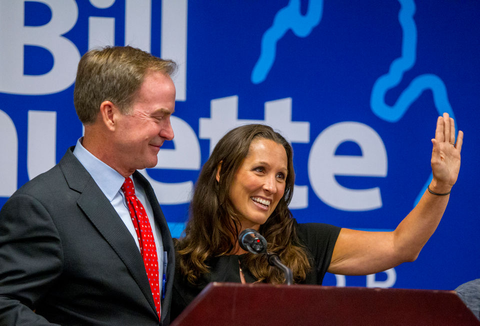 Bill Schuette picks Lisa Posthumus Lyons for Lt. Gov. running mate