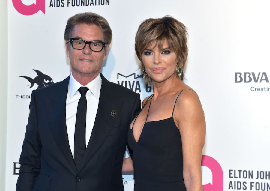 Actor Harry Hamlin turns 67
