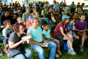 Bethlehem serves up summertime blues - blueberries, that is (PHOTOS)