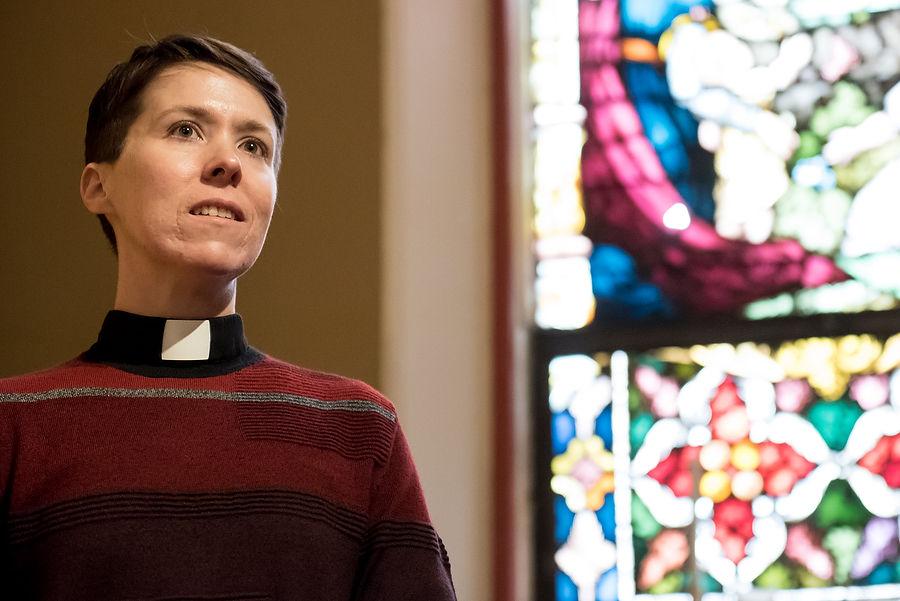 Transgender N J Pastor To Celebrate With Historic