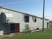 Firefighters working to determine cause of overnight blaze at Brookpark Skateland
