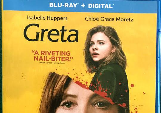 Greta' starring Chloe Grace Moretz leads DVD and Blu-ray releases on