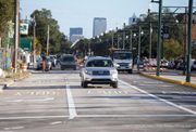 Canal Boulevard at City Park Avenue has reopened