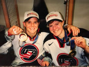 Holland resident recalls joy of 1998 U.S. women's hockey team victory