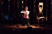'Bloody' political action takes flight on Wagner College stage