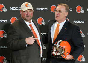 "CLEVELAND, Ohio -- John Dorsey loves to talk about intangibles. This is the man who, when he was between jobs, spent time working on a document entitled 31 Core Competencies Used in Rebuilding and Sustaining Success in the NFL. When asked what he was looking for in his coaching search during the season, he didn't talk Xs and Os. On Monday, he mentioned Freddie Kitchens' playcalling, but it was almost an afterthought.  One of the first things Dorsey brought up: ""He is a real unifier of men and people."" Introductory press conferences tend to hit certain notes. We've seen enough of them here to know which boxes to check. Kitchens, who grew up in Alabama, even managed to play the growing up a Browns fan card. Related: How Kitchens won his press conference Getting fans excited is part of the playbook. So is getting out certain messages. Kitchens' messages on Monday included his roots and how they have shaped him as a coach and his path to becoming a head coach. Another message: relationships matter. ""I don't know when coaches became above everybody else,"" Kitchens said. ""In saying that, I don't know how many people know (Clete Diener, coordinator of stadium operations) downstairs at our stadium. I know Clete. I talked to Clete. I understand where Clete lives. I know how many kids he's got. You know what I did? How I found that out? You know? I talked to him and I asked him, so I'm invested in people."""