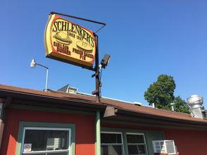 Photos of Schlenker's Sandwich Shop through the years.
