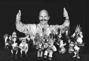 Will Vinton, Oscar winner and pioneering Portland animator, dies at age 70