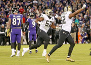 Justin Tucker misses an extra point, Saints win and the Internet loses it