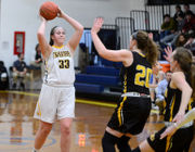 Notre Dame girls basketball stays perfect in Colonial League as Murphy scores 29