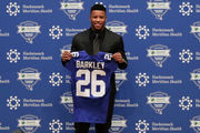 Saquon Barkley has NFL's best-selling jersey, according to DICK's Sporting Goods