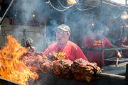 BBQ masters convene in downtown Kalamazoo as 2018 Ribfest begins