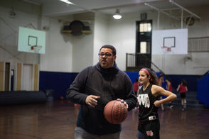"""At the conclusion of Weehawken's girls basketball games Alexsa Ruiz and Chris Hernandez walk to the car to head home. The trip back to their house typically takes 10 minutes, but depending on the result of the game, it can feel like an eternity. """"When we win, it's a fast ride,"""" said Ruiz, the Indians' senior point guard. """"If we lost, then it's a long ride."""" When the car pulls into the driveway and the ignition is turned off, so too is the head coach-player relationship. Hernandez and Ruiz walk into the house no longer as coach and player, but as stepfather and stepdaughter. For the past four years Hernandez and Ruiz have successfully navigated the potential challenges of coaching one's child, as well as the personal one of when a stepparent enters a teen's life. At the same time, they've helped contribute to one of the greatest stretches in program history. Weehawken is 10-1 and in position to win a third consecutive NJIC Meadowlands Division championship."""