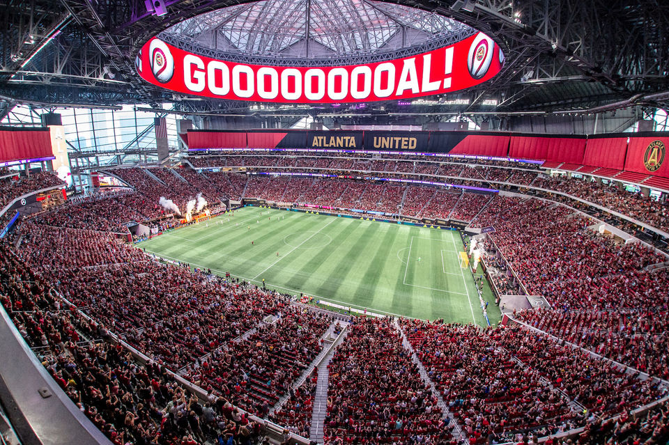 Ranking The Best Stadiums In Major League Soccer