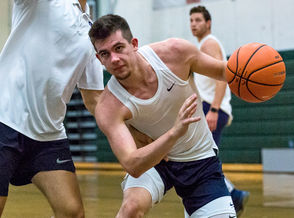 Syracuse, N.Y. -- Joe Girard III is a 6-foot-1 guard from Glens Falls, N.Y. He is a Top 100 rated recruit in the 2019 class. Girard averaged 50 points per game last year for Glens Falls High School. He broke the New York State scoring record previously held by Lance Stephenson. His career total is at 3,306 points heading into his senior year. His story has been nothing short of a fairy-tale. Girard received scholarship offers from numerous schools, but he has narrowed his list down to six choices. Here is a look at each school on Girard with the pros and cons for each.