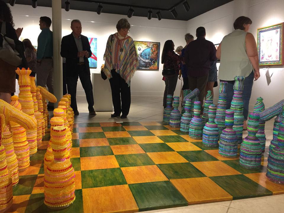 St. Tammany Parish Schools' Talented Art Show 2017
