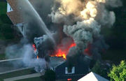 Multiple gas explosions rock Lawrence, Andover and North Andover; neighborhoods being evacuated
