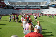 See Alabama fans score autographs from Saban, Tua, Jalen and more at Fan Day