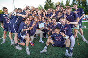 Where are Oregon's 2019 high school seniors headed to play college lacrosse?