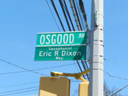Late Staten Island musician remembered, Clifton street co-named in honor