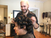 Bethlehem salon donates makeovers to city students for prom