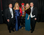 Show Us Your Mardi Gras Gowns: Mystics of Time bring fun and frivolty