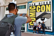 San Diego Comic-Con without Marvel, HBO gives others a chance to pop (photos)