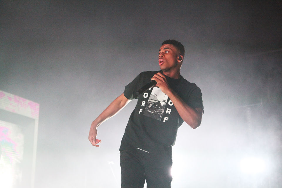 Vince Staples slams through new jams as humanity crumbles around him