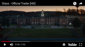 "Rarely has the filming of a movie in the Lehigh Valley generated as much buzz as ""Glass,"" the M. Night Shyamalan thriller starring Bruce Willis, Samuel L. Jackson and James McAvoy.  The cast and crew spent several weeks in October and November 2017 shooting scenes for the movie at the long-shuttered Allentown State Hospital. The stars were spotted at restaurants and other businesses around the Valley during their time on the job. And the the massive state hospital campus became a hub of activity for the first time since it closed in 2010."