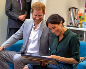 A look at future parents Prince Harry and Meghan Markle