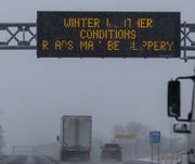Snow storm commute: I-81 reopened in Cumberland County, but other crashes slow traffic