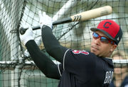 So everybody knew Cleveland Indians' Michael Brantley would bounce back, right? Hey, Hoynsie
