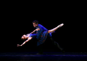 Houston Ballet at Jacob's Pillow Dance Festival, Becket, MA (Aug. 15 - 19, 2018)