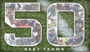 Michigan's top 50 high school football teams: End of regular season