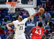 New Orleans Pelicans finish preseason winless after loss to Toronto