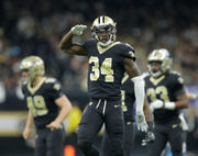 Saints' Justin Hardee aspiring to be NFL's best special teams player
