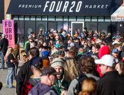 Legal marijuana has banner year, and momentum will push into 2019