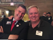 Evangelist fell short despite support from Rick, Bubba, Hobby Lobby founder