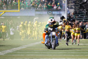 Oregon Ducks move into top 15 of college football polls after beating Washington