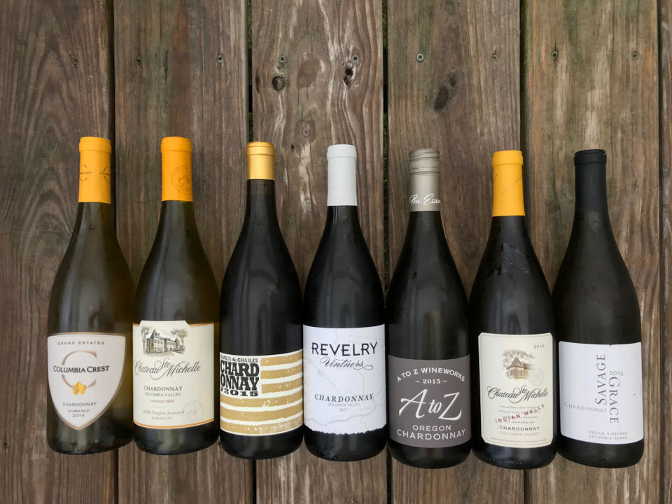Wine Press: Chardonnay Wines From Washington, Oregon